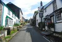 Napoleon Inn in Boscastle